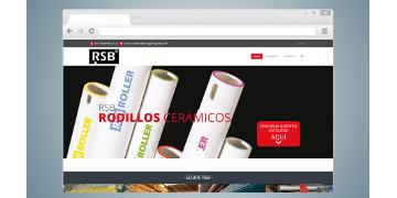 Web RSB y BARRAGANES GRUPO