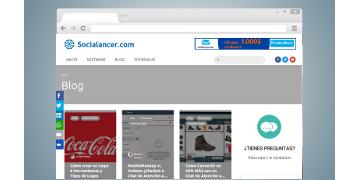 Web SOCIALANCER